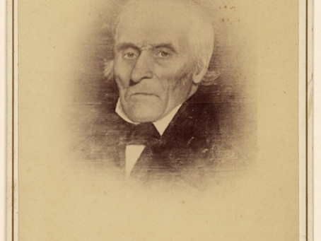 Photo Image of Revolutionary War Soldier Nathaniel Aiken painted by Joseph Chandler