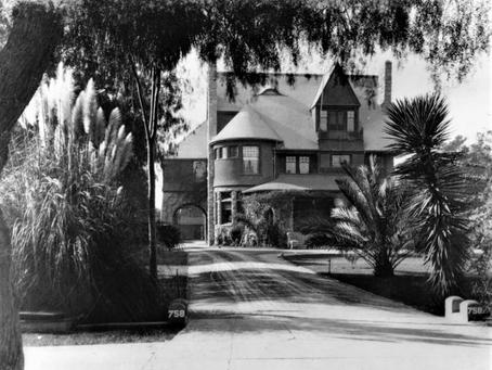 Severance Family of California Battle Edward Searles for Mark Hopkins Money