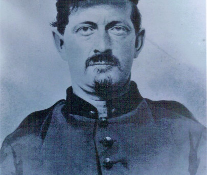 Honoring Union Soldier Theophilus Sanborn Died in Andersonville Prison