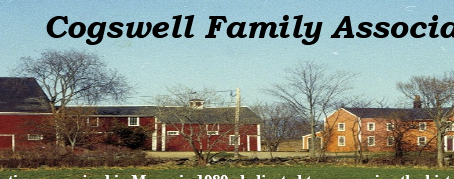 The Cogswell Family Courier