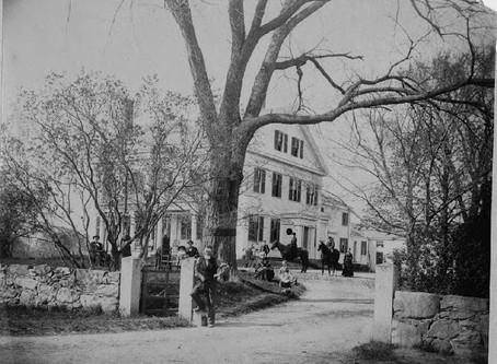 Home of John Coolidge, Sr.
