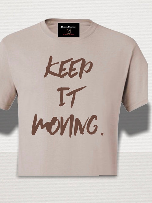 Keep it Moving Graphic Tee
