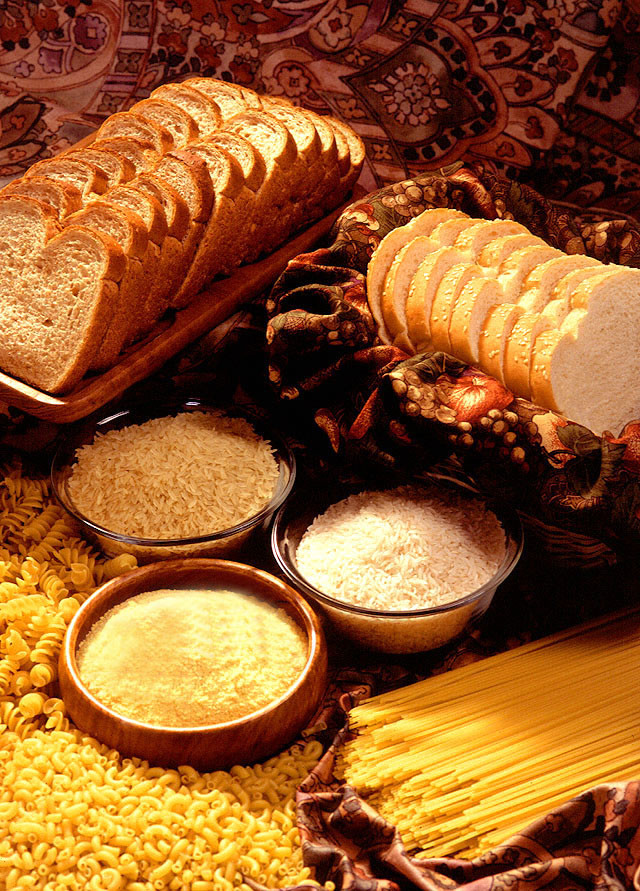 carbohydrates - image wikimedia commons