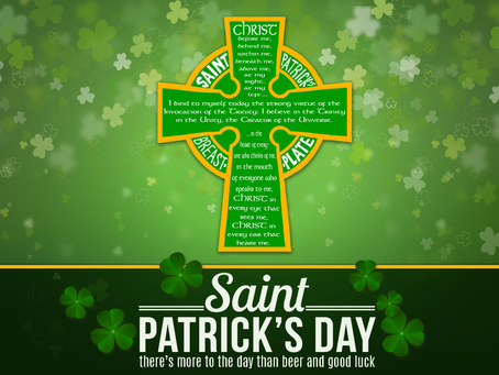 There's more to St Patrick's Day...