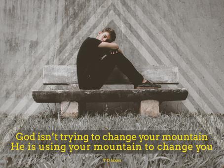 The Mountain or Me?