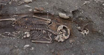 Bedlam excavation