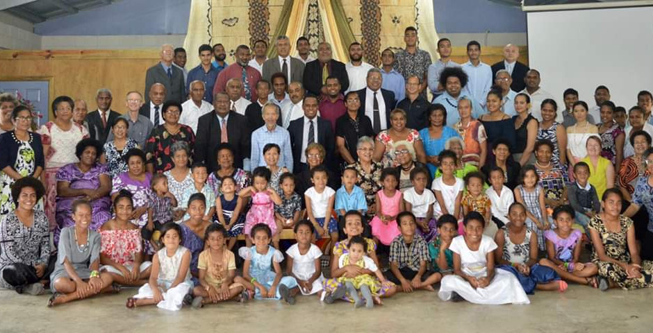 Fiji Festival and Masterton Anniversary
