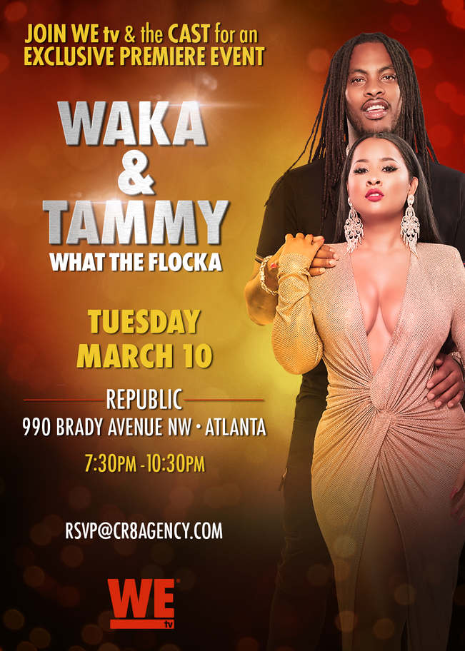 Wake & Tammy: #WhatTheFlockas