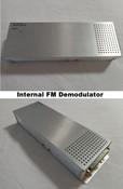 Internal FM Demodulator