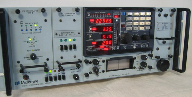 1400-MRA Data/Video Receiver