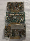 2nd IF Filter Cards 4, 6, 8, 10 MHz  for 4 MBPS or more Data Rate
