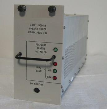 931-1B P-Band Tuner