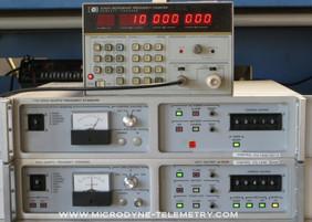 Datum FTS 1050A Frequency Standard