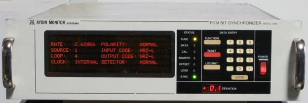 339A PCM Bit Synchronizer
