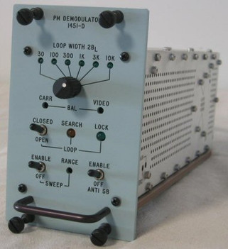 1451-D PM Demodulator