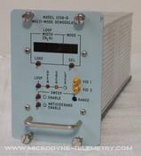 1258-D Multi-Mode Demodulator