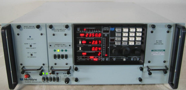 1400-WBA Wideband Video Receiver
