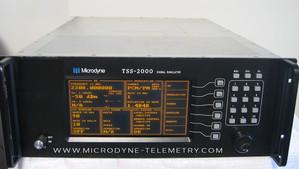 TSS-2000 Signal Simulator