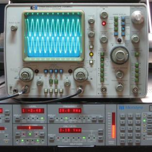 Microdyne 1620-PC Diversity Combiner