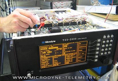 TSS-2000 repar
