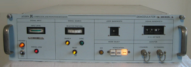 322 MDL Demodulator