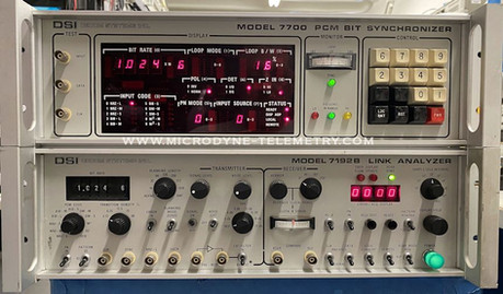 DSI 7700 PCM Bit Synchronizer