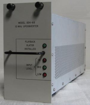 934-8B 10 MHz UPCONVERTER