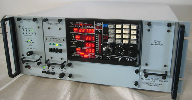 1400-MR Data Telemetry Receiver