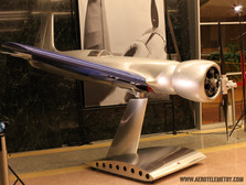 Hughes H1 Racer Display Stand