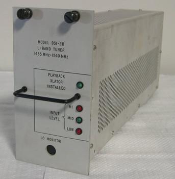931-2B L-Band Tuner