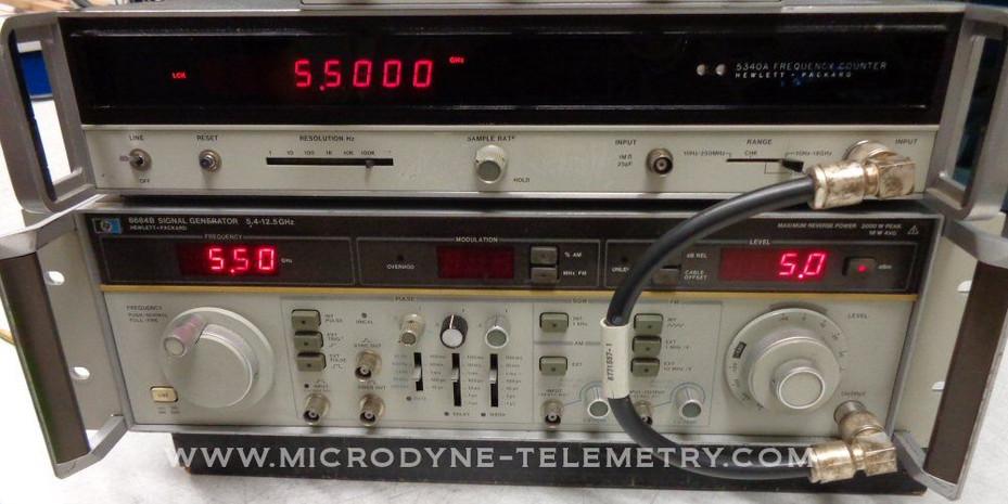 HP 8684B Signal Generator