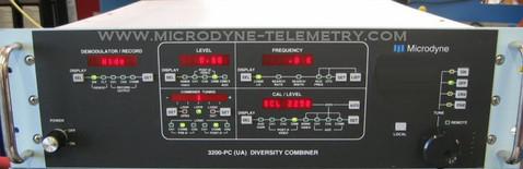 3200-PC(UA) DIVERSITY COMBINER