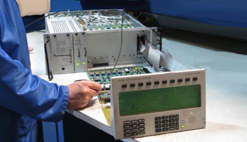 Front Panel Repair