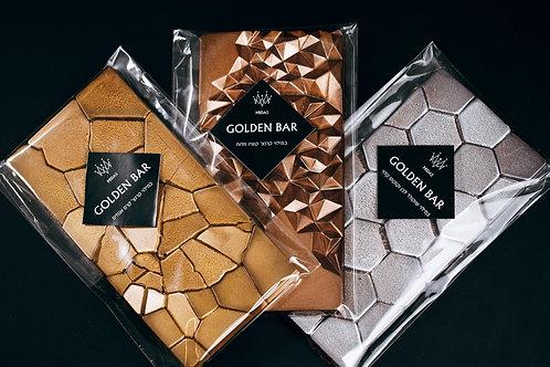 מארז שלישיה - golden bar
