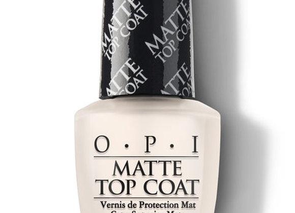 OPI Matte Top Coat 0.5fl oz