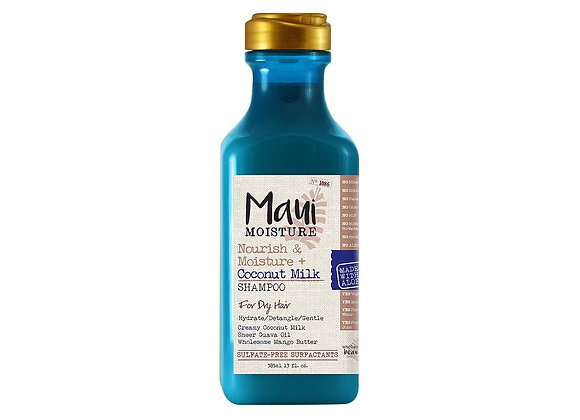 Maui Nourish and Moisture + Coconut Milk Shampoo 13oz