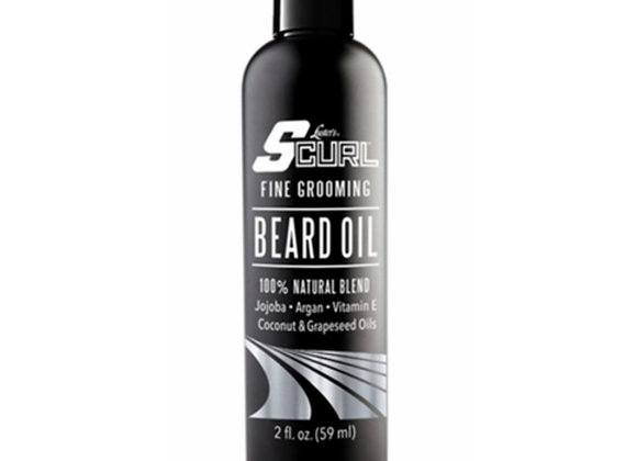 S-Curl Beard Oil