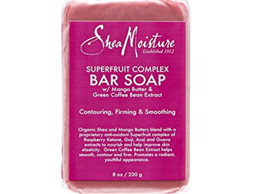 Shea Moisture Superfruit Bar Soap