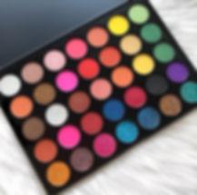 Glamierre Color Splash Eye Shadow Palett