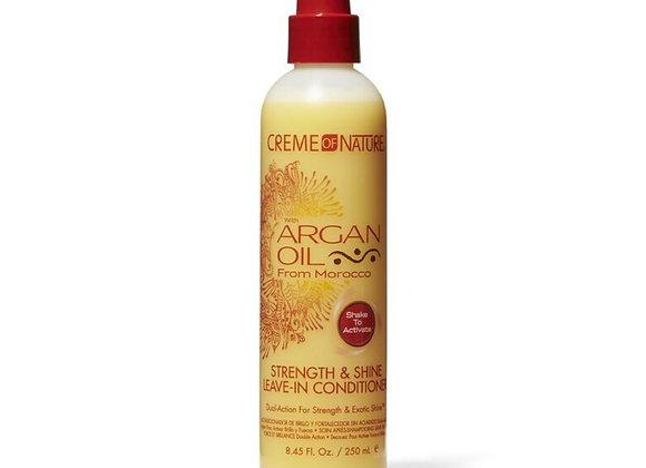 Creme of Nature Argan Oil Leave-In Conditioner