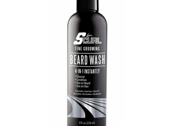 S-Curl Beard Wash