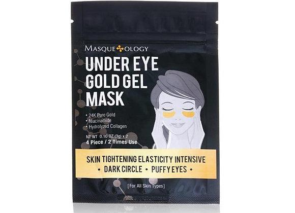 Masqueology Under Eye Gold Gel Mask