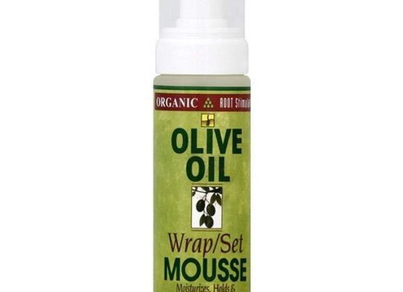 ORS Olive Oil Wrap/Set Mousse 7oz