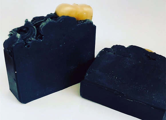 Queen Nailah Black King Charcoal Soap
