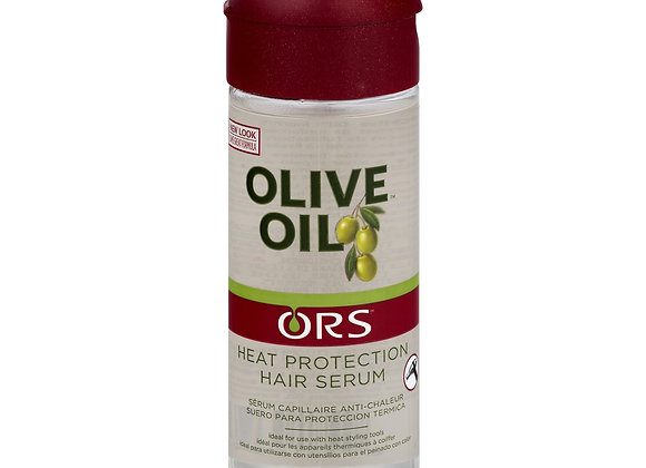 ORS Olive Oil Heat Protection Hair Serum 6oz