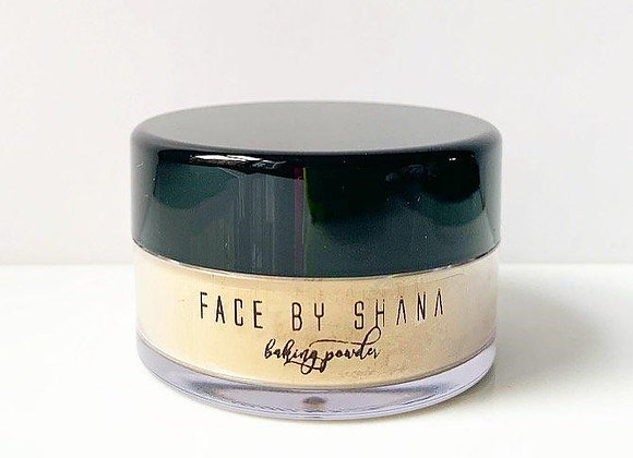 Shana Cole Loose Setting Powder - Oil Control