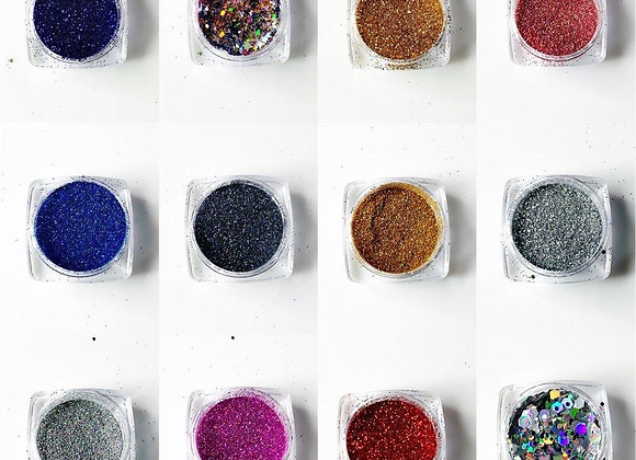 Shana Cole Glitter Pigments