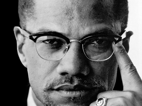 Quote of the Month: January 2019 - Malcolm X