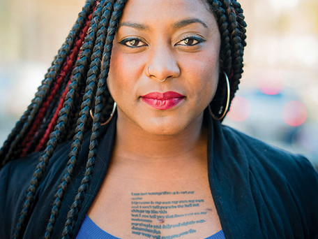 Quote of the Month: August 2017 - Alicia Garza