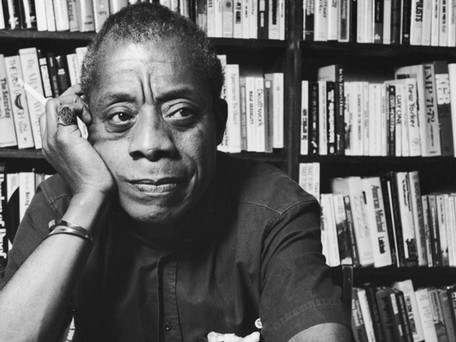 Quote of the Month: James Baldwin - April 2017